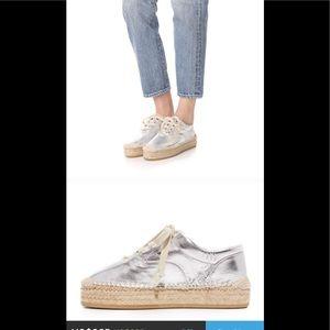 NWOB Maison Margiela espadrille sneakers. Size 38